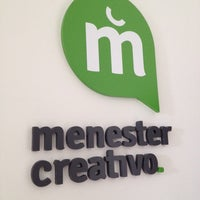 Photo taken at Menester Creativo - Agencia de Publicidad by Cri S. on 11/20/2014
