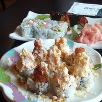 Photo taken at Sushi Brothers by Jessica M. on 8/16/2013