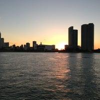 Photo taken at Bayside Marina by Erika N. on 2/2/2013