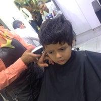 Photo taken at Horacio Hair Cut by Pau H. on 5/15/2015