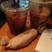 Photo taken at The Coffee Bean & Tea Leaf by Eunju T. on 2/17/2013