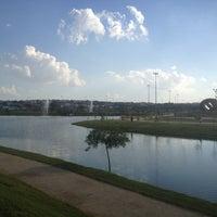Photo taken at Parque das Águas by Ismar V. on 7/14/2013