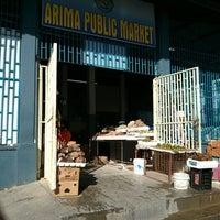 Photo taken at Arima Market by Sarah C. on 1/24/2014