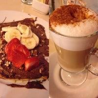 Photo taken at Con Sabor a Café by Alejandra D. on 10/21/2014
