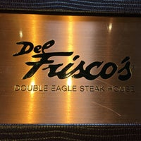 Photo taken at Del Frisco's Double Eagle Steakhouse by Marcelo M. on 8/25/2016
