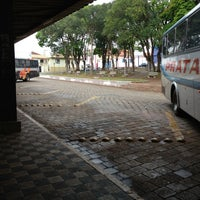 Photo taken at Terminal Rodoviário de São Manuel by Anderson Q. on 9/4/2013