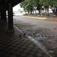 Photo taken at Terminal Rodoviário de São Manuel by Anderson Q. on 9/17/2013