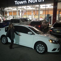 ... Photo Taken At Town North Nissan By Greisy A M. On 12/31/ ...