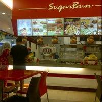 Photo taken at SugarBun by Sharifah Hayatun Nufus on 3/4/2013
