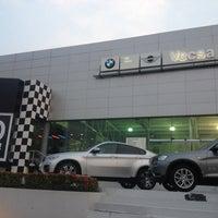 Photo taken at BMW Vecsa Veracruz by Fernanda A. on 5/10/2013