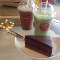 Photo taken at montrio coffee by Beer M. on 12/20/2015