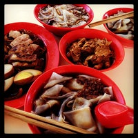 Photo taken at Serangoon Garden Market & Food Centre by Weiling T. on 7/28/2013