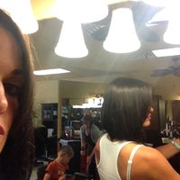 Photo taken at Hairmates Salon by Jackie C. on 5/29/2013