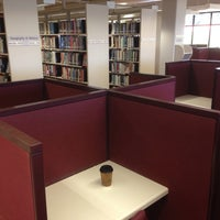 Photo taken at Eli Luria Library by william h. on 2/5/2014