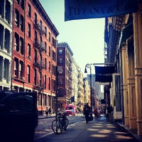 Photo taken at SoHo by Ahmed O. on 7/3/2013