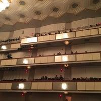Foto scattata a Kennedy Center Concert Hall - NSO da Rebecca K. il 3/10/2018