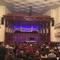 3/10/2018에 Rebecca K.님이 Kennedy Center Concert Hall - NSO에서 찍은 사진