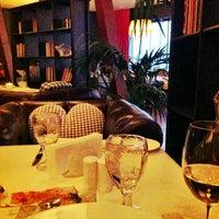 "Photo taken at Ресторан ""Чайка"" by Anastasiya A. on 4/10/2013"