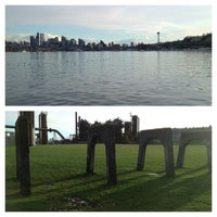 Photo prise au Gas Works Park par Mollz le3/8/2013