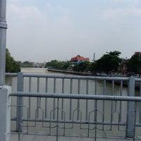 Photo taken at Nakhonping Bridge by Nok R. on 4/5/2013