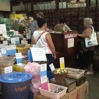 Photo taken at เจ้ากรมเป๋อ ร้านขายยาแผนโบราณ by Nok R. on 9/14/2013