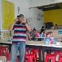 Photo taken at Bakmi Miroso by MILKO H. on 12/23/2012
