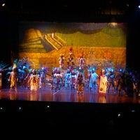 Photo taken at Teatro de la ciudad by Héctor M. on 4/28/2013