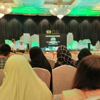 Photo taken at Grand Ballroom @ The Royale Chulan by fa z. on 4/7/2016