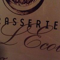 Photo prise au Brasserie l'École par Brasley B. le5/4/2014