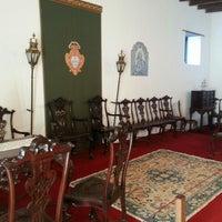Photo taken at Museo del Período Histórico Portugués by Marcus A. on 6/20/2013