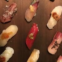 Photo taken at Yashin Sushi by Marius R. on 1/28/2017