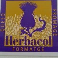Photo taken at Mas La CASANOVA / Formatgeria Herbacol by Francesc L. on 3/13/2013