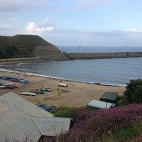 Photo taken at Tynemouth Sailing Club by Jor V. on 7/25/2013