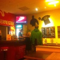 Das Foto wurde bei Burgermeister von Mieke R. am 4/13/2013 aufgenommen