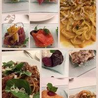 Photo taken at Taormina Sicilian Cuisine by hatomako on 1/20/2014