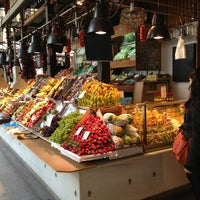 Photo taken at Mercado de San Miguel by Davman D. on 4/3/2013