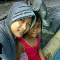 Photo taken at kolam renang Tirta Bhirawa Kopassus by Nopya S. on 3/12/2013
