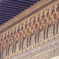 11/9/2013 tarihinde Silvia Q.ziyaretçi tarafından 383. Cathedral, Alcázar and Archivo de Indias in Seville (1987)'de çekilen fotoğraf