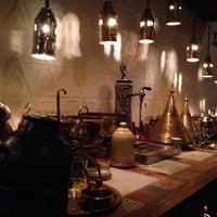 Photo taken at Al-Jaima, Cocina del Desierto by Silvia Q. on 12/5/2013