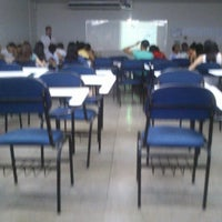 Photo taken at FALS - Campus Saúde by Danylo D. on 3/21/2013