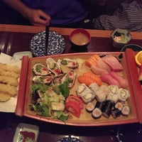 Photo taken at Seto Japanese Restaurant by Skyla C. on 4/22/2014