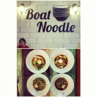 Photo taken at Boat Noodle by Nini K. on 6/20/2014