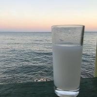 Photo taken at Akçam Otel by Onur E. on 7/19/2018