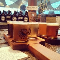 Photo taken at Taos Mesa Brewing by Jan T. on 7/13/2014
