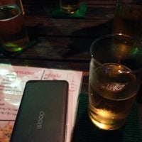 Photo taken at Hang Out by Mew S. on 1/2/2015