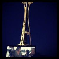 7/28/2013にAshley H.がSeattle Center - Movies at the Muralで撮った写真