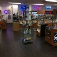Photo taken at Pure Virtue Glass by Caitlin A. on 2/28/2018