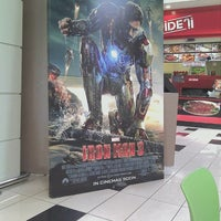 Photo taken at Cinemarine by Hakkı U. on 5/14/2013