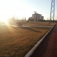 1/18/2014 tarihinde Asya E.ziyaretçi tarafından Sureyya Ayhan Parki Koşu Yolu'de çekilen fotoğraf