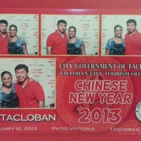 Photo taken at Patio Victoria Grand Ballroom by Oliver C. on 2/10/2013